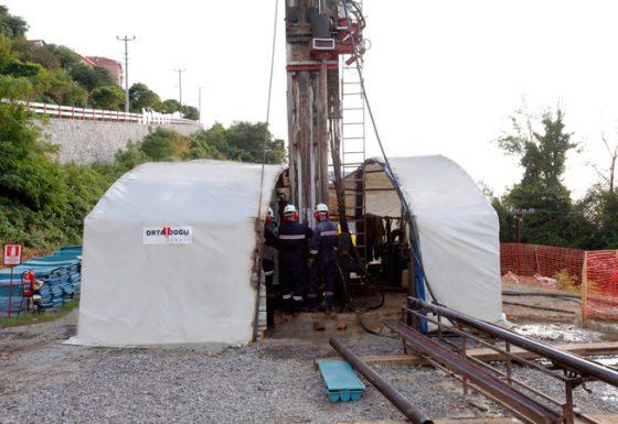 Karadeniz Bölgesi Kömür Araştırma Sondajları